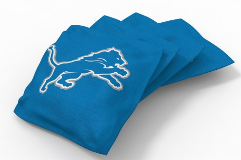 Detroit Lions Cornhole Bags - Set of 4