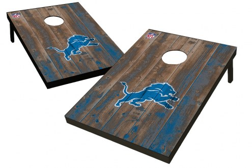 Detroit Lions Wild Sports Cornhole Set