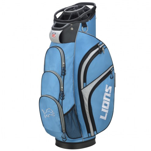 Detroit Lions Wilson NFL Cart Golf Bag