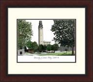 Detroit Mercy Titans Legacy Alumnus Framed Lithograph