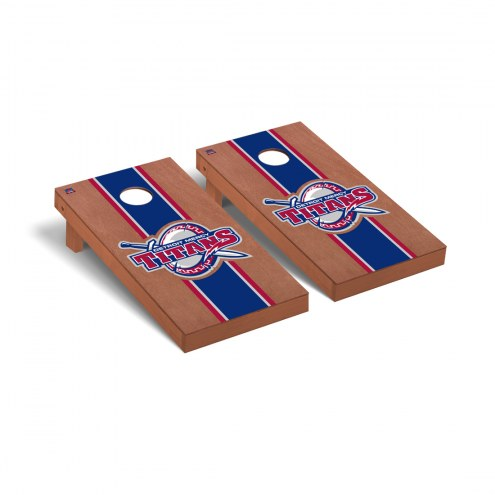 Detroit Mercy Titans Rosewood Stained Cornhole Game Set