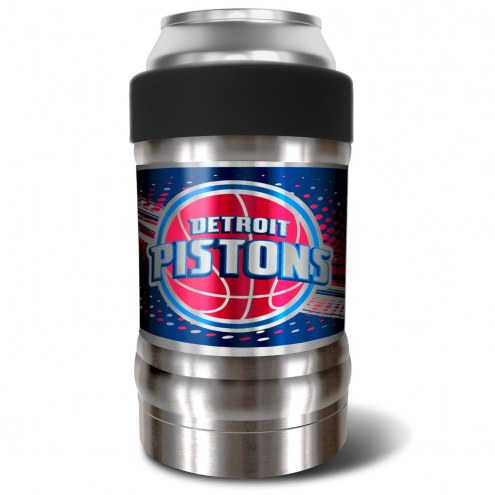 Detroit Pistons 12 oz. Locker Vacuum Insulated Can Holder