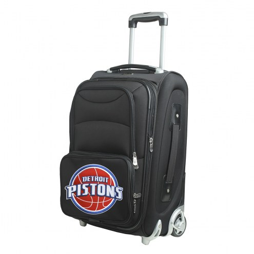 """Detroit Pistons 21"""" Carry-On Luggage"""