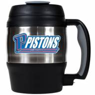 Detroit Pistons 52 oz. Stainless Steel Travel Mug