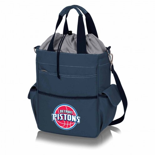 Detroit Pistons Activo Cooler Tote
