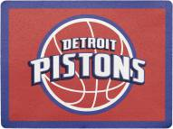 Detroit Pistons Address Logo