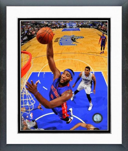 Detroit Pistons Andre Drummond Action Framed Photo