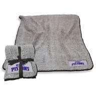 Detroit Pistons Frosty Fleece Blanket