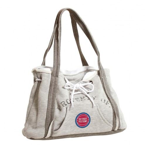 Detroit Pistons Hoodie Purse