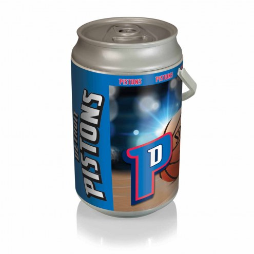 Detroit Pistons Mega Can Cooler