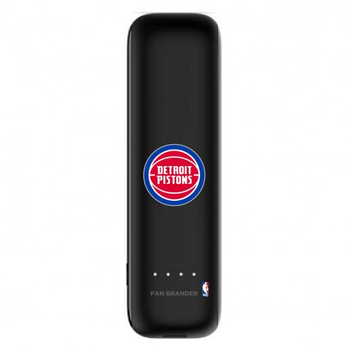 Detroit Pistons mophie Power Boost Mini Portable Battery