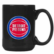 Detroit Pistons NBA 2-Piece Ceramic Coffee Mug Set