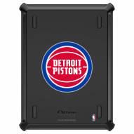 Detroit Pistons OtterBox Defender iPad Case