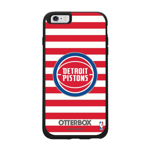 Detroit Pistons OtterBox iPhone 6/6s Symmetry Stripes Case