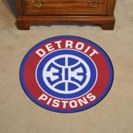 Detroit Pistons Rounded Mat