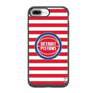 Detroit Pistons Speck iPhone 8 Plus/7 Plus Presidio Stripes Case
