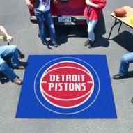 Detroit Pistons Tailgate Mat