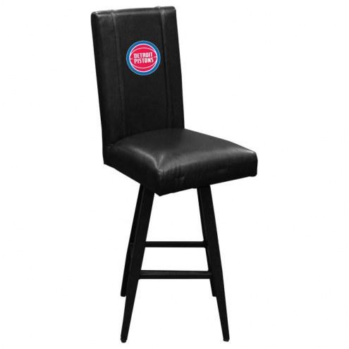 Detroit Pistons XZipit Swivel Bar Stool 2000