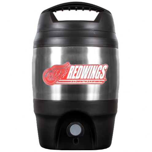 Detroit Red Wings 1 Gallon Tailgate Keg