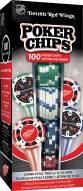 Detroit Red Wings 100 Poker Chips