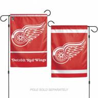"""Detroit Red Wings 11"""" x 15"""" Garden Flag"""