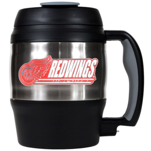 Detroit Red Wings 52 oz. Stainless Steel Travel Mug