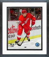 Detroit Red Wings Alexei Marchenko Action Framed Photo