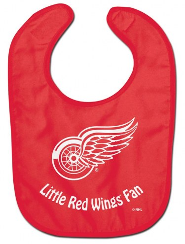 Detroit Red Wings All Pro Little Fan Baby Bib