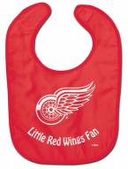 Detroit Red Wings All Pro Little Fan Baby Bib