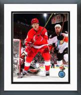 Detroit Red Wings Andrej Nestrasil Action Framed Photo