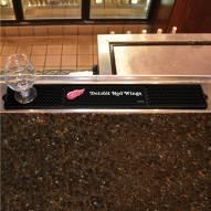 Detroit Red Wings Bar Mat