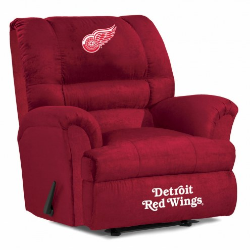 Detroit Red Wings Big Daddy Recliner