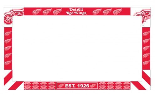Detroit Red Wings Big Game TV Frame