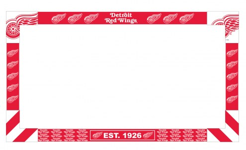 Detroit Red Wings Big Game TV Frame