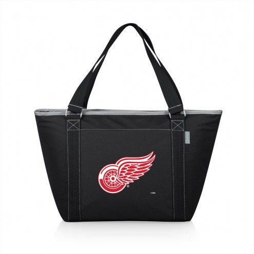 Detroit Red Wings Black Topanga Cooler Tote
