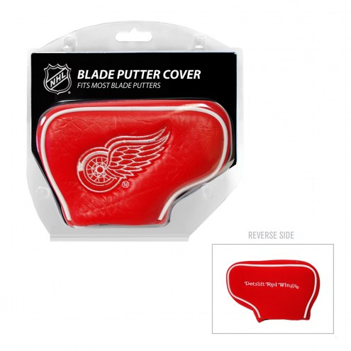 Detroit Red Wings Blade Putter Headcover
