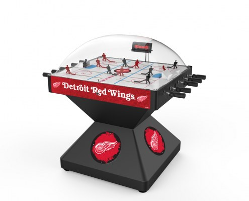 Detroit Red Wings Deluxe Bubble Hockey