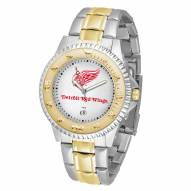 Detroit Red Wings Competitor Two-Tone Men's Watch