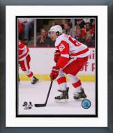 Detroit Red Wings Danny DeKeyser Action Framed Photo