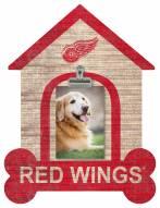 Detroit Red Wings Dog Bone House Clip Frame