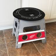 Detroit Red Wings Folding Step Stool