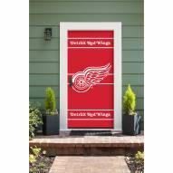 Detroit Red Wings Front Door Cover