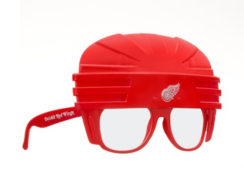 Detroit Red Wings Game Shades Sunglasses