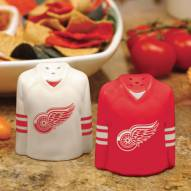 Detroit Red Wings Gameday Salt and Pepper Shakers