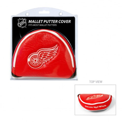 Detroit Red Wings Golf Mallet Putter Cover