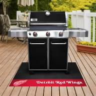 Detroit Red Wings Grill Mat