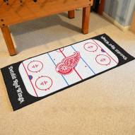 Detroit Red Wings Hockey Rink Runner Mat