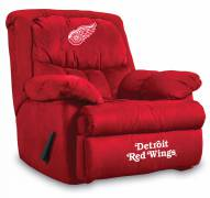 Detroit Red Wings Home Team Recliner
