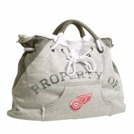 Detroit Red Wings Hoodie Tote Bag
