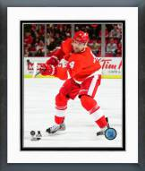 Detroit Red Wings Jakub Kindl 2014-15 Action Framed Photo